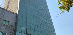 مقاومسازی و بهسازی لرزهای مرکز خدمات انفورماتیک بانک مرکزی