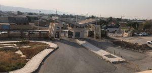 احداث ساختمان های خدماتی و محوطه سازی طرح توسعه بیمارستان نفت آغاجاری